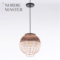 Nordic Master Modern Pendant Lights Lamps For Dining Room Black White Fashion LED Pendant Lighting Simple