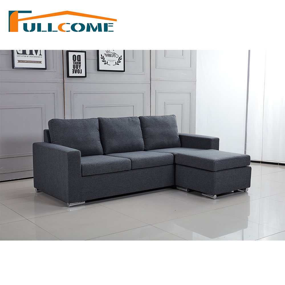 China Home Furniture Modern Leather Scandinavian Sofa Love Seat Chair Set Living Room Fabric Chaise Bed In Sofas From