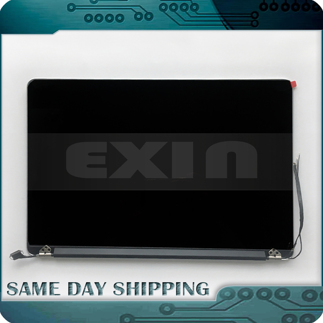 """Genuine 661 8310 for MacBook Pro Retina 15.4"""" A1398 LCD Screen Full Assembly Late 2013 Mid 2014 Year ME293 ME294 MGXA2 MGXC2"""