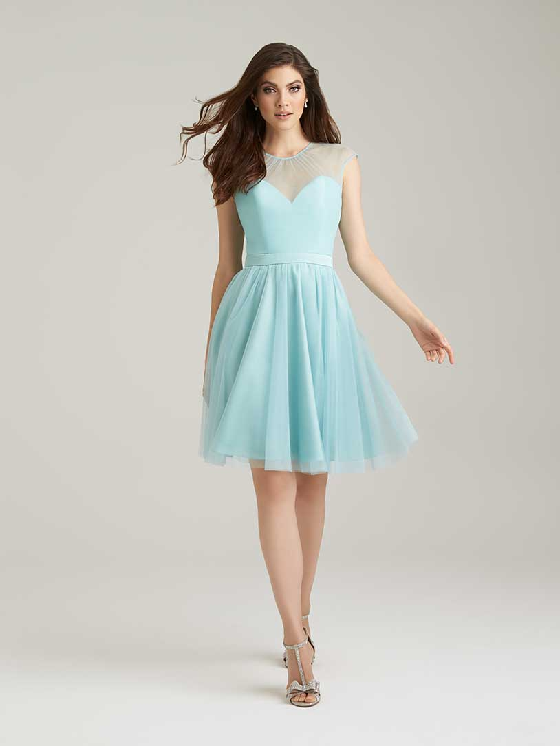 Baby Blue Wedding Dresses with Sleeves | Dress images