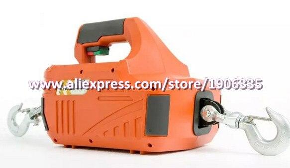 551lbs 250 kg x 8 m a buon mercato portatile paranco for Paranco elettrico telecomando senza fili