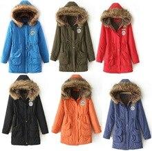 European style Winter Coat 2016 Women Thickening parka Womens Winter Jacket Women Coats Woman Clothes Coat female overcoat