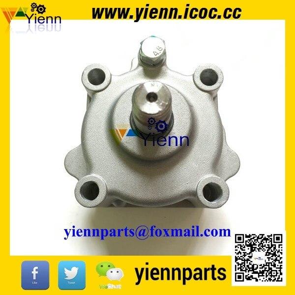 US $172 0 |Kubota V1502 V1702 V1902 Oil Pump 15471 35010 For Kubota L3250  L355SS Tractor V1502 V1702A V1902 B diesel engine repair parts-in Pistons,