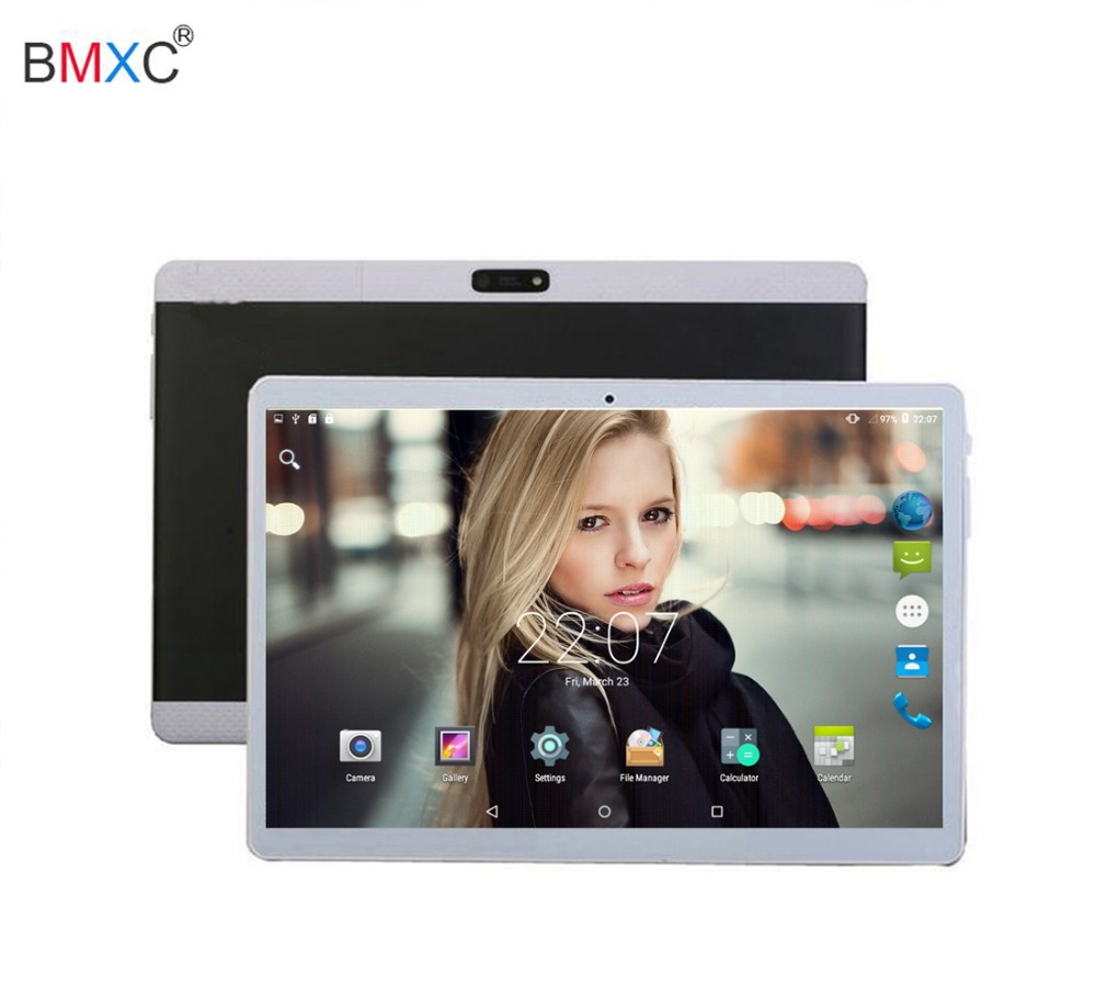 10.1 Tablet PC 1280*800 IPS HD Octa Core Android 6.0 Tablet PC Dual SIM 3G WCDMA 4G LTE Child Tablet 10 4GB RAM 32GB ROM+Gift мобильный телефон zte v5 v5 wcdma msm8926 android 4 4 5 hd 1280 x 720 1gb 2gb 4gb 8gb 13