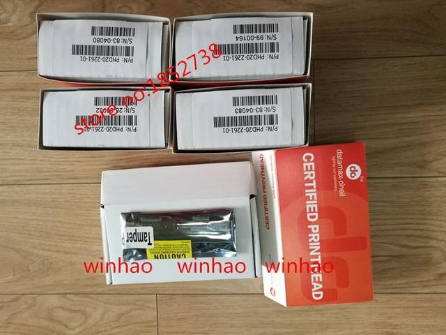 Nouvelle PHD20 2261 01 originale M 4206 tête dimpression thermique tête dimpression M4206 203 dpi imprimante à code barres