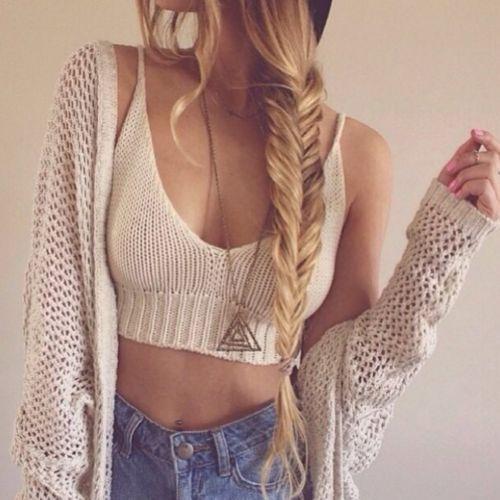 Verão Crochet Knit cortar Tops mulheres Bustier Top curto recortada t-shirt das mulheres Camisetas roupas femininas praia Bikini 2015