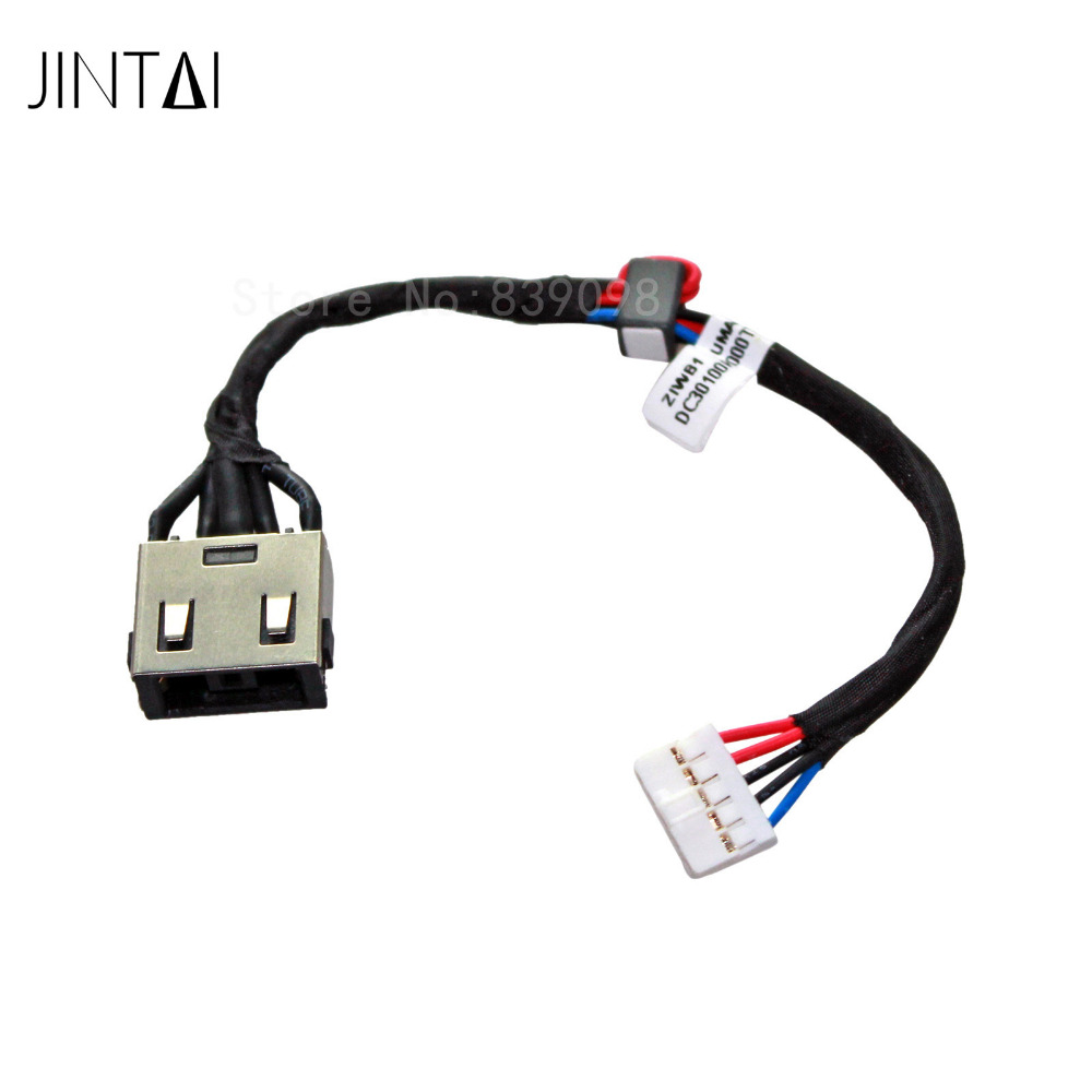 Jintai DC power jack W/ cable for Lenovo B50-30 B50-45 B50-70 20383 B50-80 DC30100QT00 for ideapad 305-15 305-15ibd dc30100s600 lenovo ideapad b50 30 black 59430212