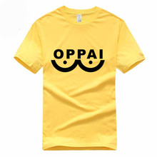 Colorful One Punch Man Oppai T-Shirt