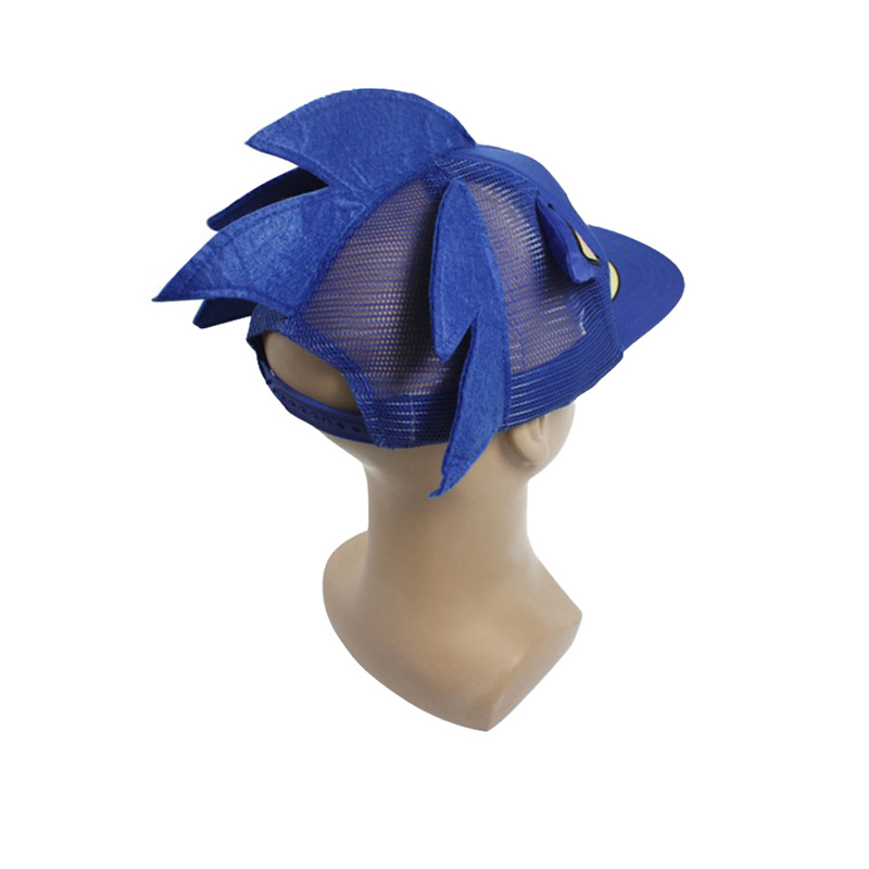 Kleidung & Accessoires Provided Cute Boy Sonic The Hedgehog Cartoon Youth Adjustable Baseball Hat Cap Blue For Boys Hot Selling We Take Customers As Our Gods