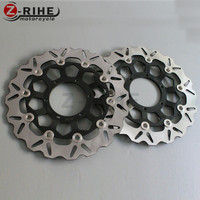 For 2PCS Front Floating Brake Disc Rotor Motorcycle Parts Aluminum Brake Rotors For HONDA CBR600RR CBR