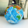 Смешно Краткое Карта Мира Пена Глобус Земля Стресс Помощи Надувной Шар Планеты Пены Стресс Помощи Надувной Нажмите Шар География Игрушки
