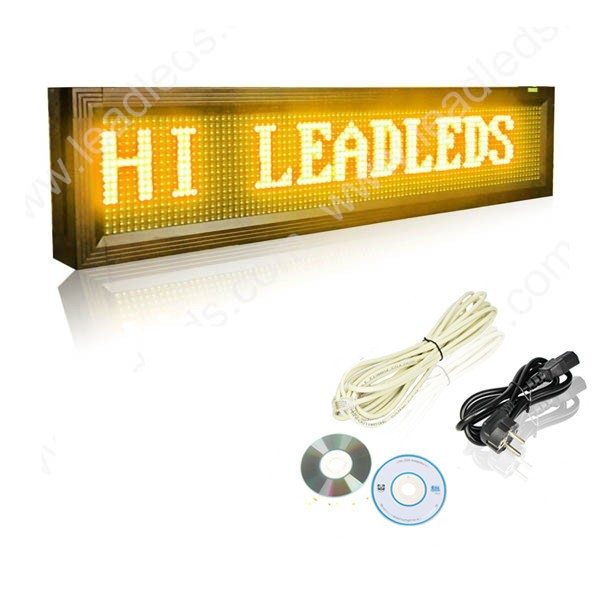 P10mm-Outdoor-Led-display-with-RGB-color-high-brightness-Scrolling-Waterproof-Message-Board-and-size-104cm (2)