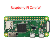 Original Raspberry Pi Zero W Board 1GHz CPU 512MB RAM with Built-in WI-FI & Bluetooth RPI 0 W(China)