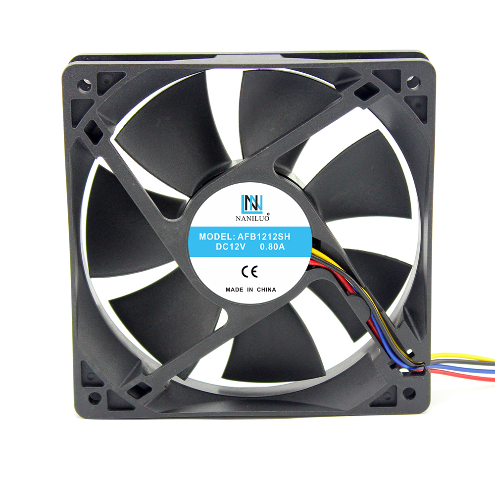 for DELTA AFB1212SHE volume cooling fan DC12V 1.6A 120*120*38MM 2pin