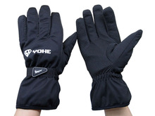 YOHE 100 waterproof windproof electric motorcycle gloves warm the whole winter warm gloves for men and