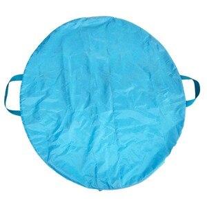 Image 2 - Blue Dance bag Black waterproof bag for ballet tutu Pink canvas flexible and foldable soft Ballet bag for ballet tutus zippers