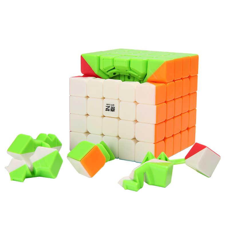 2x2 3x3x3 4x4x4 магический паззл куб детские игрушки Магическая Скорость Куб обучающая головоломка игрушки magico Cubo Kids T