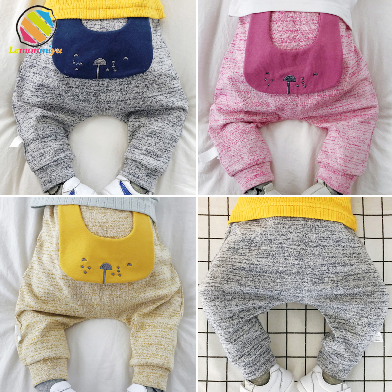 Lemonmiyu Leggings Trousers Baby-Pants Bottoms Toddler Girl Infant Children Casual Boy
