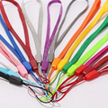 10 pcs Wrist Chain Straps Keychain Cord DIY Hang Rope Lanyard For Mobile Phone