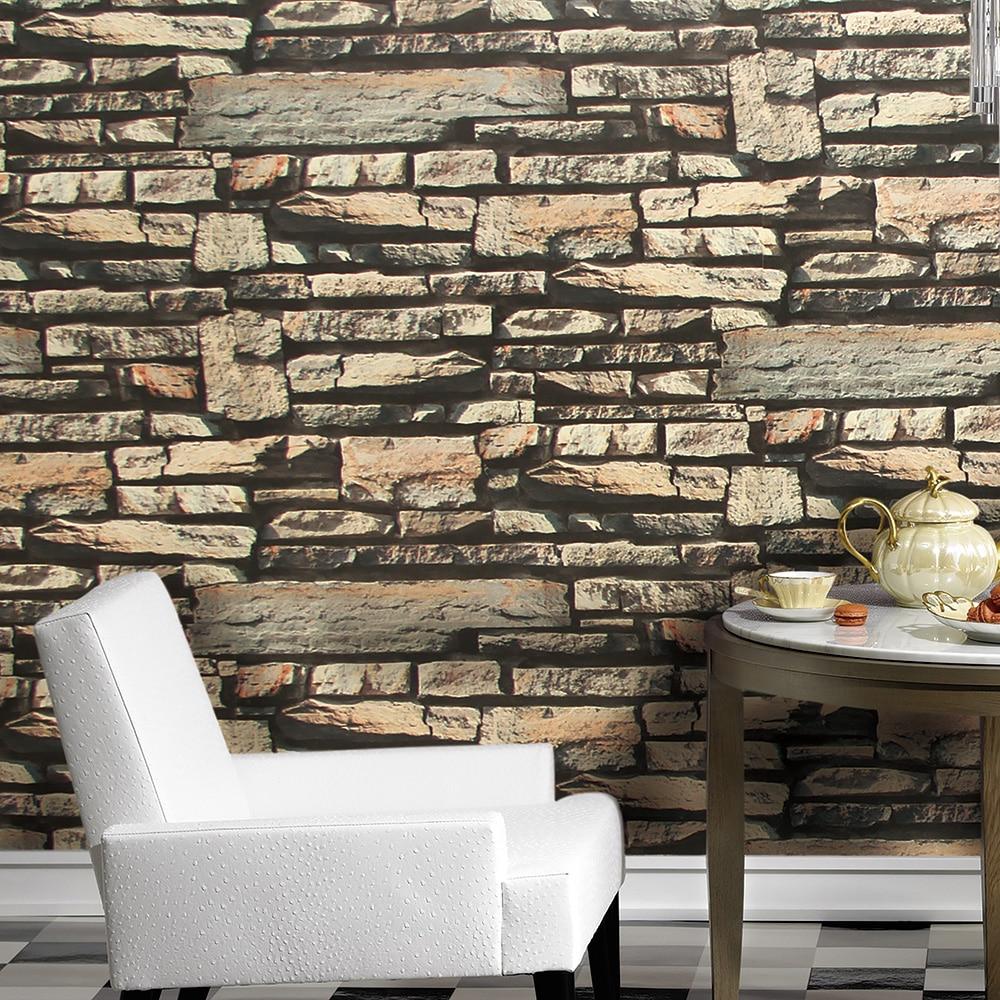 Grijs baksteen behang koop goedkope grijs baksteen behang loten ...