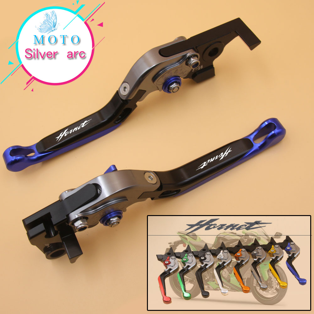For Honda CB600F / CB650F Hornet 2007 2008 2009 2010 2011 2012 2013 CNC Folding&Extending Red Motorcycle Brake Clutch Lever aluminum alloy radiator for ktm 250 sxf sx f 2007 2012 2008 2009 2010 2011