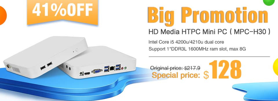 H30 special price