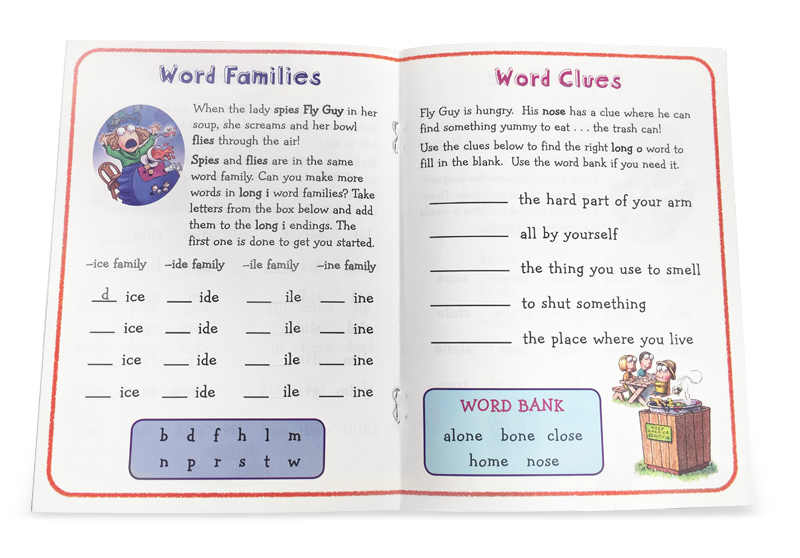 Detail Feedback Questions about 12 books/set Fly Guy set Phonics