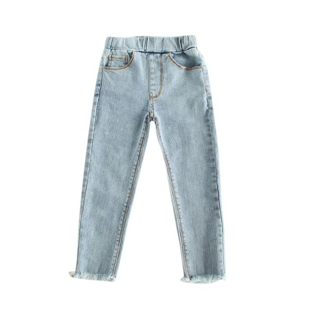 Jean Pants Spring Plus Size...
