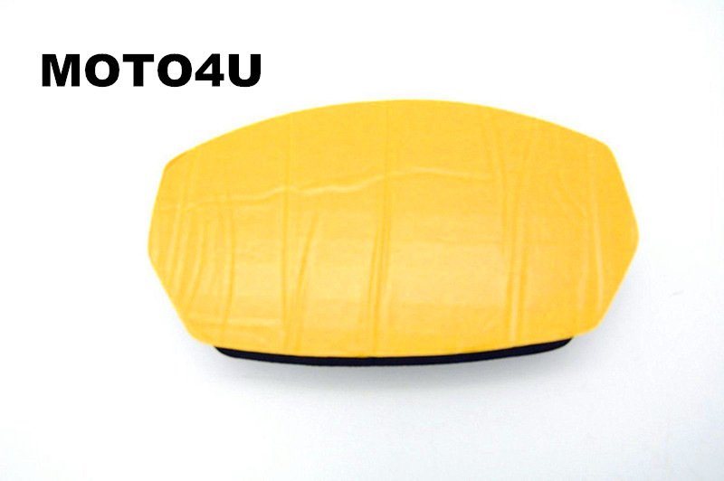 30mm Foam Race Seat Pad Bump Stop Chock Track Motorcycle Self Adhesive