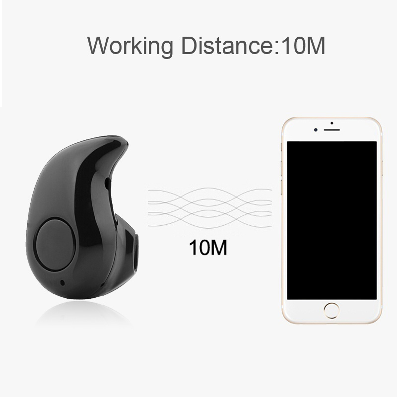 Teamyo Invisible Mini Bluetooth Headset Wireless Headphones Casque Audio Head Phone In Ear Earbuds for iPhone Samsung Xiaomi