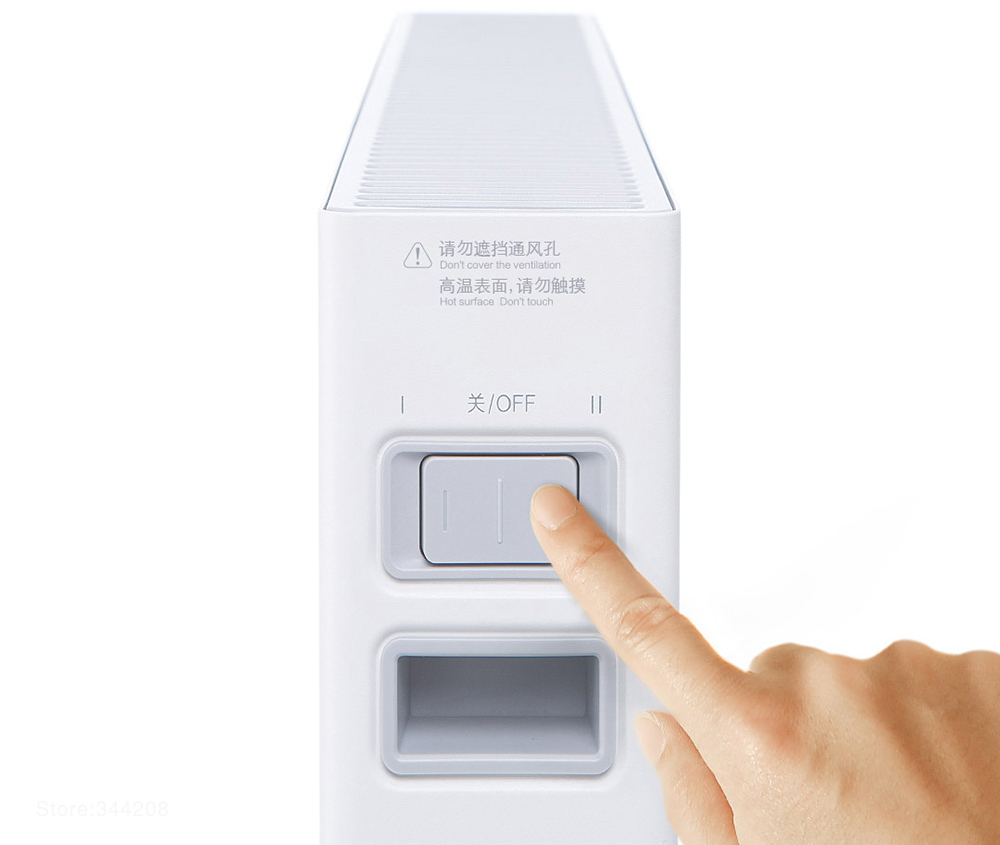 Smartmi Xiaomi Electric Heaters for the home Fast Convector fireplace Handy fan Heater wall warmer Radiator Silent Power saving (5)
