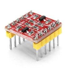 5Set 4Channel Bi-Directional Logic Level Shifters Converters 3.3V-5V for Arduino