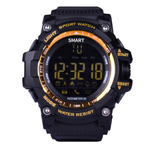 LEMFO EX16 Bluetooth 4.0 Smart Watches, 1.12 inch IP67, Waterproof, SI-BW03, for iOS & Android Smartphone