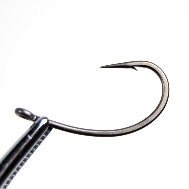 10pcs strong extra sharp tip carp fishing hooks micro barb for Micro fishing hooks