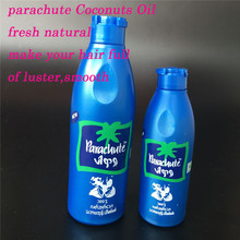 200ml Indian natural Virgin Parachute Coconuts Oil Carrier-Coconuts Extract Oil 100% Pure Coconuts Oil for  Hair Skin Care