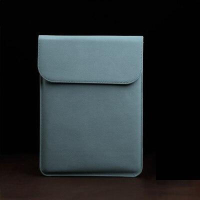 Новая сумка для ноутбука с эффектом потертости для Macbook Air 13 Pro retina 11 12 14 15 чехол для Xiaomi 13,3 15,6 Модный чехол для ноутбука - Цвет: blue