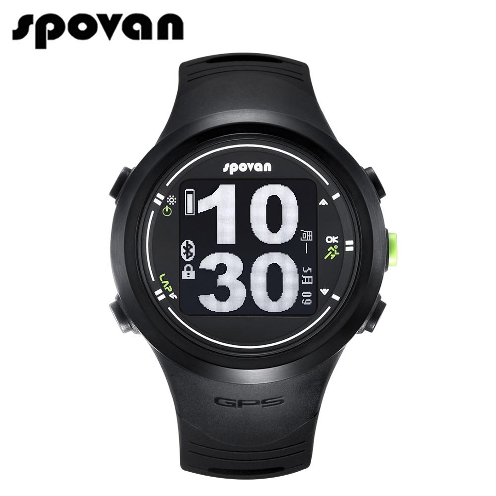 SPOVAN Smart Sports Watches for Men Watch Women Bluetooth ...
