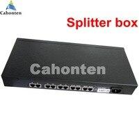 LINSN EB701 Distributor Sender HUB Full Color LED Display Signal Distributor Splitter For Large LED Display