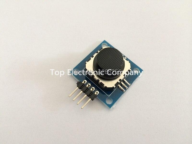 Free shipping pcs lot dual axis mini xy joystick module