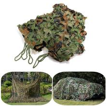 2x3M Camouflage net Army Woodland Shooting Hide Hunting Netting pretend