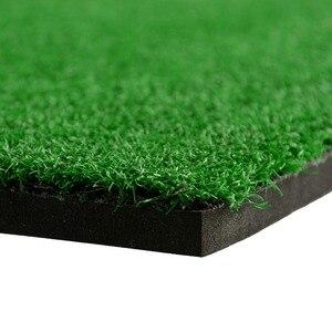Image 4 - Golf Hitting Mat Indoor Outdoor Practice Golf Mat  60x30cm 3 Color Short Grass Golf Training Aids Golf Hitting Pads