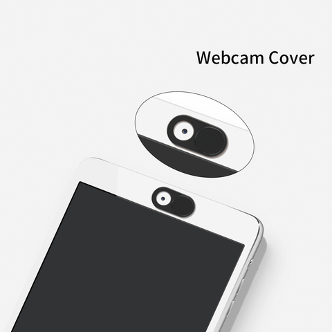 COOLTODAY 6PCS WebCam Cover Shutter Slider Plastic Ultra Thin Camera Cover For Phone Laptops Mobile Phone Len Privacy Sticker Islamabad