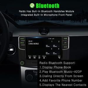 Image 4 - RCD330G Carplay RCD330 בתוספת ירוק אור MIB רכב רדיו 6RD 035 187B Noname אנדרואיד אוטומטי עבור פולקסווגן סקודה אוקטביה פאביה מעולה Yeti