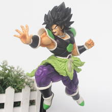 Anime Dragon Ball Super Broly Ultimate Soldiers The Movie  Figure Toys Broli Ver PVC Model Collection 2019 new 18cm anime dragon ball figure super saiyan demon vegeta majin ver pvc action figure collection model toys for child