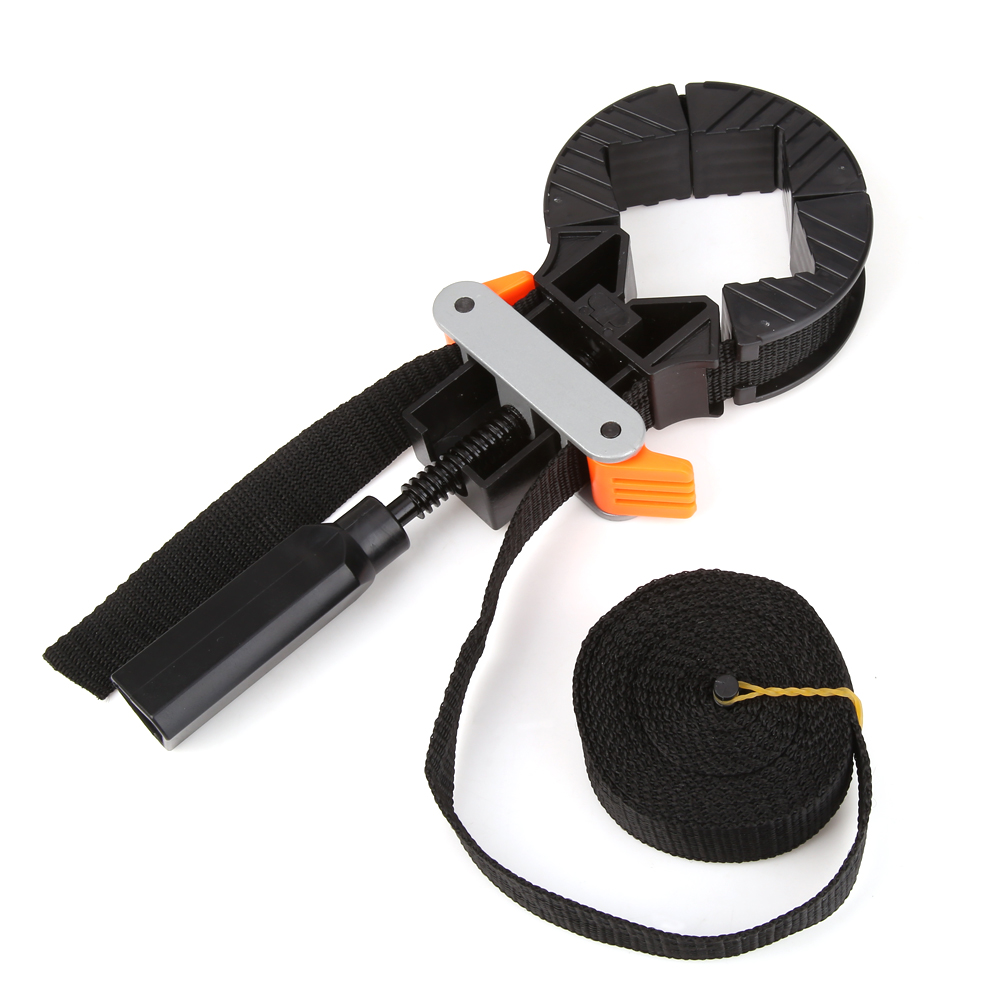 Multifunction blet clamp quick adjustable band corners