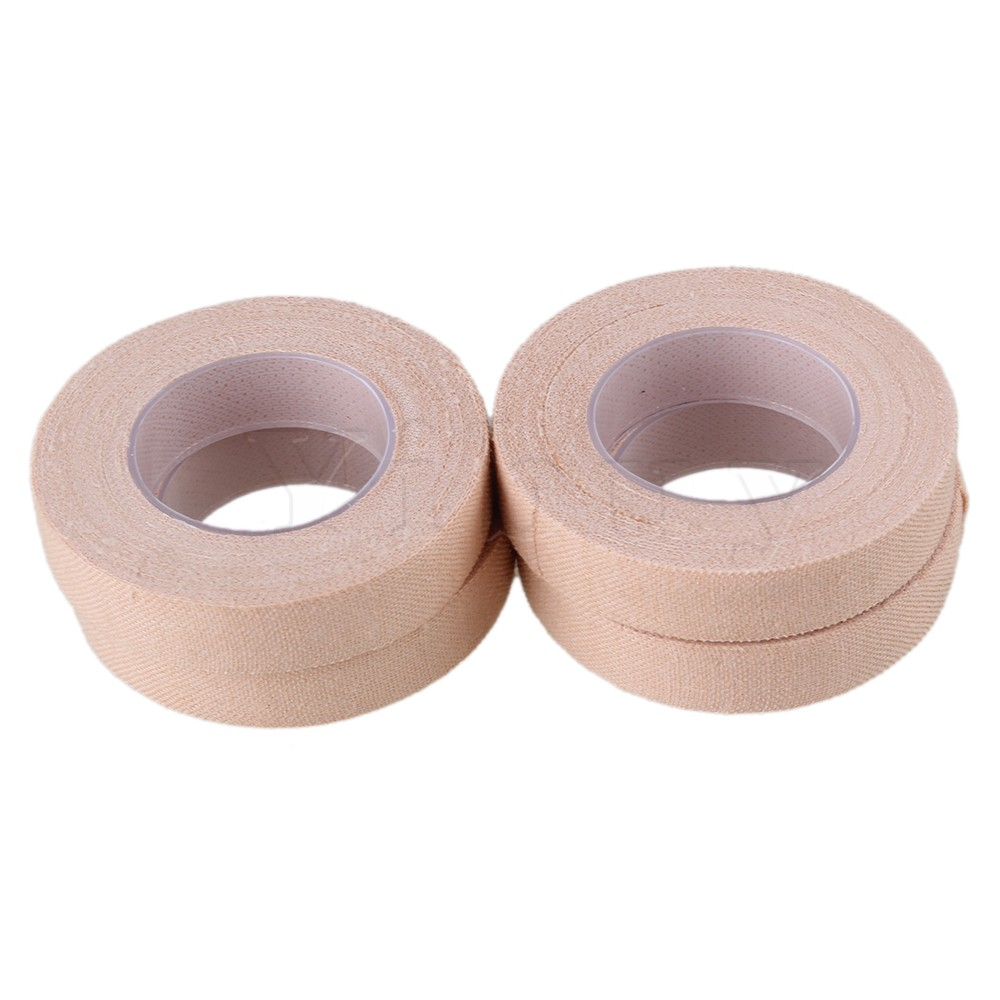 Yibuy 500cm Roll Adhesive Tape For Chinese Guzheng Pipa Nails Picks Pack Of 4
