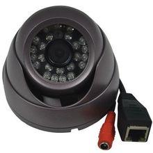 Видеонаблюдения 24ir светодиодов объектив 3.6 мм surport iCloud (P2P) Onvif Купольная ip-камера Камера