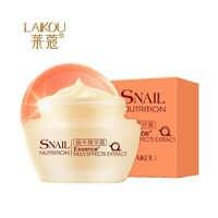 LAIKOU Face Care Cream Korean Snail White Cream Moisturizing Anti-Aging Acne Anti Wrinkle Day Cream
