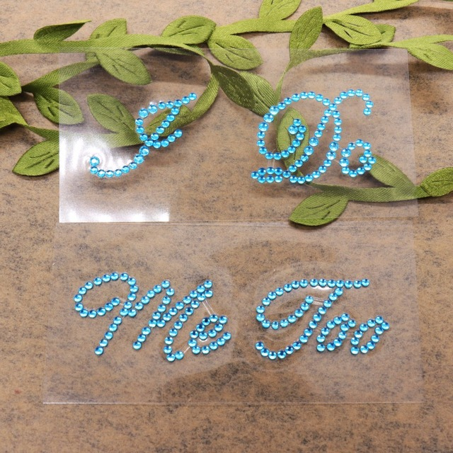 2pcs set I Do MeToo shoes sticker Wedding Bride and groom shoes decoration  decal Rhinestone Stickers Bachelor theme party decal dcd5948ad7fb