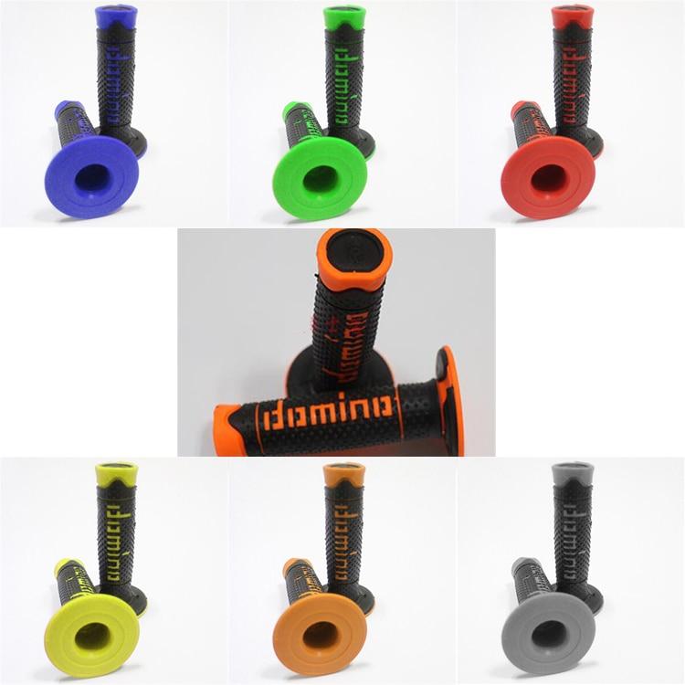 7 colores disponibles universal goma gel moto empuñaduras para YZF - Accesorios y repuestos para motocicletas